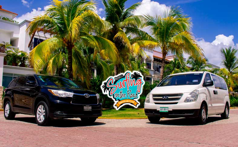 private transportation in playa del carmen