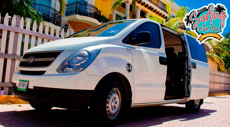 group transportation playa del carmen