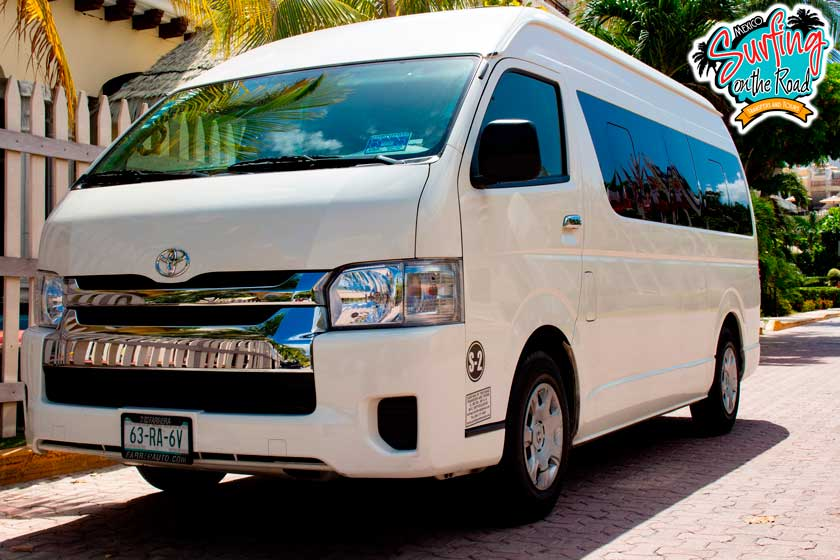 private shuttle playa del carmen